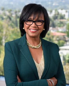Cheryl Boone Isaacs Presidential Portraits