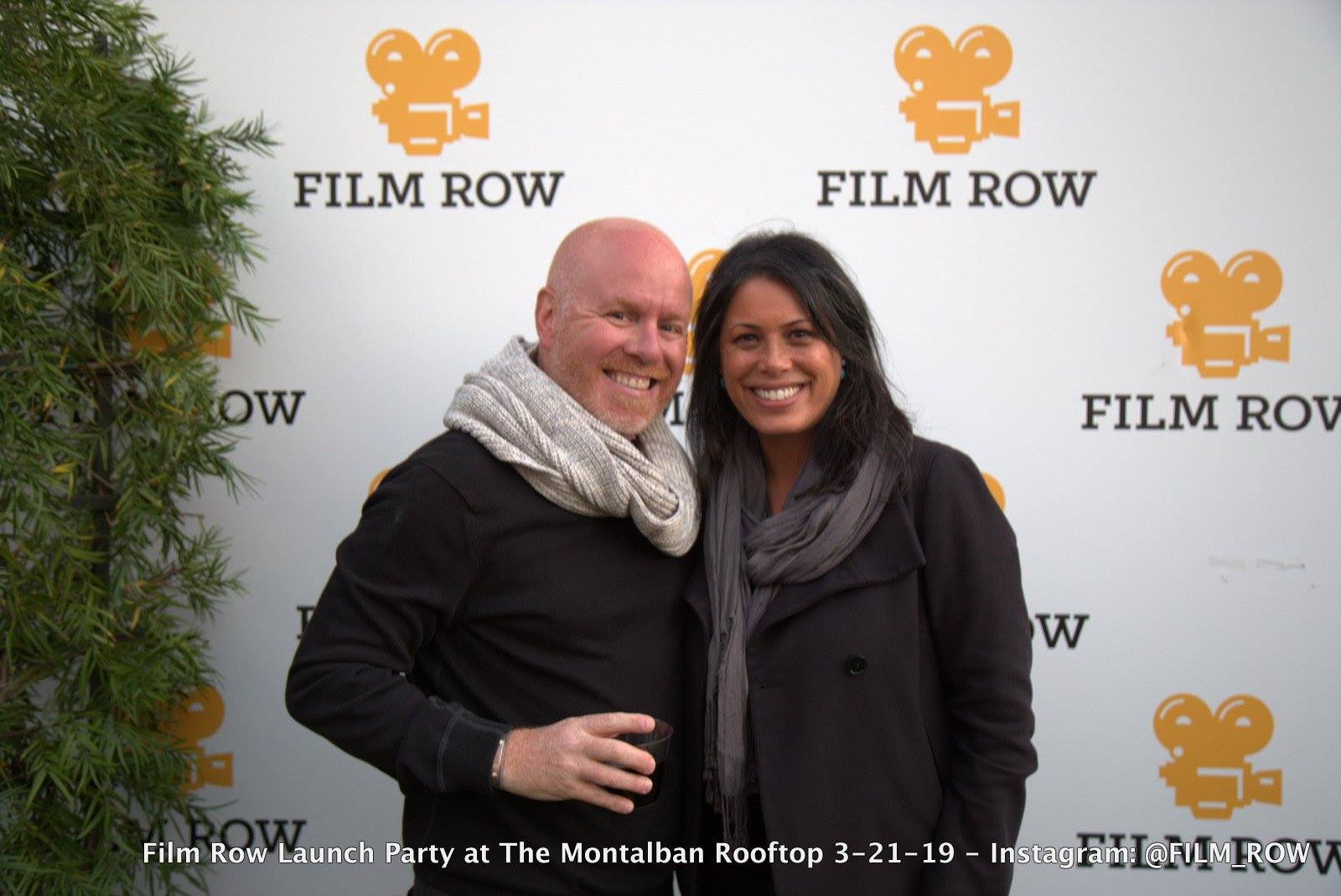 Film Row Launch Party. Photo: Debi Dodge